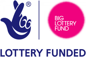 Lottery Funded Logo